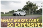 What makes cars so expensive in Singapore?