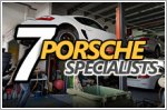 Not all workshops can handle a Porsche. Here are 7 Porsche specialists that can!