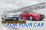 Tips to get the best price when selling your car to used car dealers!