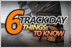 6 things to know before you go for a track day