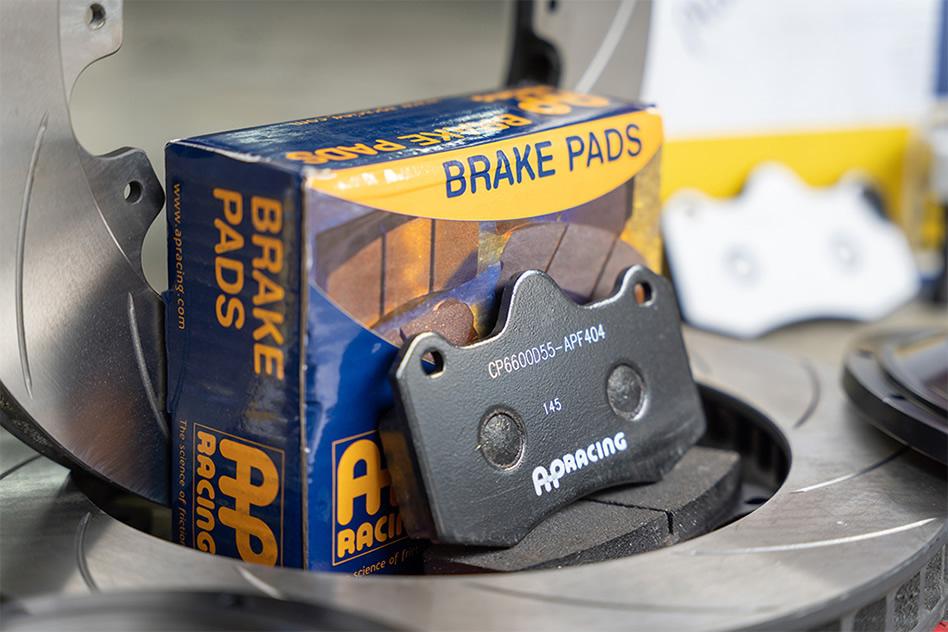 Brake Pads Box