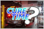 Curing time - why it matters in car detailing