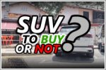 Buying an SUV? Here are 5 things to consider first