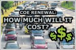 COE Renewal - What costs to expect