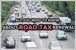 Road tax renewal: Everything you need to know