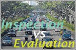 Car inspection vs evaluation - what's the difference?