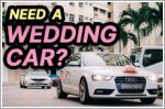 Best bridal car rental services in Singapore for your dream wedding