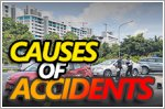 What can cause a car accident