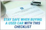 The SAFE Checklist - Helping you understand your pre-owned car purchase better