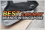 Best car mat brands in Singapore with customisation services to fit any car