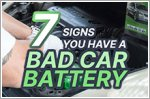 7 signs of a dying car battery