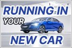 Do you need to run in your new car?