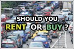 Should you rent or purchase your next car?
