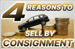 Why you should sell your car by consignment