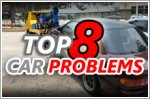 Top 8 car breakdown problems in Singapore