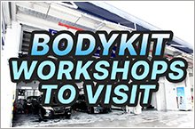 Best workshops for all types of bodykits