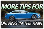 More tips for driving in the rain