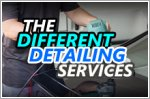 Car detailing services you should consider besides a regular car wash