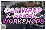 Recommended shops for car stickers, decals and wrapping services in Singapore