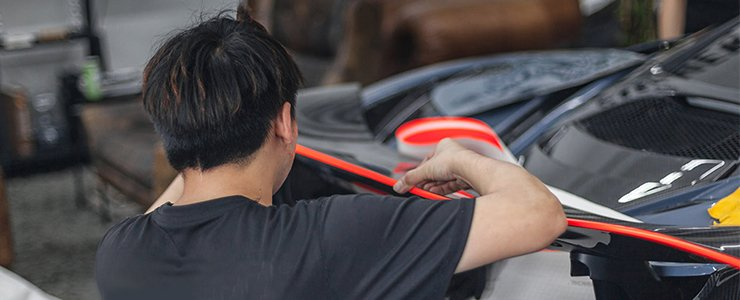 Recommended Shops For Car Stickers Decals And Wrapping Services In Singapore