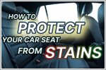 Protect your car seats from stubborn stains with these tips