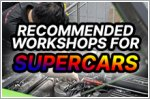 Specialist workshops for Ferrari, Lamborghini, McLaren and other supercars in Singapore