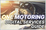 One Motoring digital services guide