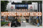 How to pay for ERP and parking charges without a NETS cashcard