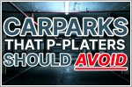Carparks that P-plate drivers should avoid in Singapore