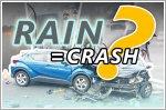 Why car crashes are always happening on rainy days