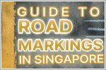 Road markings in Singapore - Identify, understand and follow the law