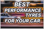 Best performance car tyres for the ultimate driving experience in 2021