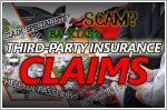 Should you engage the help of 'third-party claims specialists' touting at accident scenes?