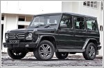Musing with the Mercedes-Benz G-Class