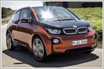 The future of mobility lies with BMW i