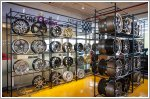 Tyres, rims and car servicing at your fingertips
