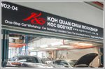 Koh Guan Chua Workshop - Automotive one-stop centre
