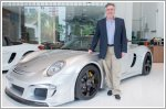 The man behind RUF's fast cars
