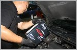 ATOM motor oils - Cleaning and protecting in an economical way
