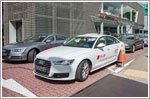Behind the scenes of an Audi Driving Experience brand ambassador