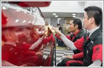 BRILA Total Car Coating System - The most advanced Japanese car care technology