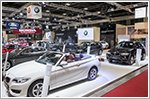 The glittering stars of the Singapore Motor Show 2016