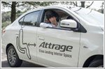 The Mitsubishi Attrage: Loved by everyone