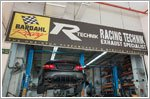 Racing Technik Exhaust Specialist - The car performance gurus