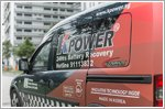 K Power ResQ specialises in on-site battery assistance