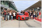 Audi Sport Driveaway Adventure 2016