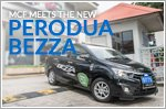 The launch of the new Perodua Bezza