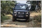 Getting a grip on the Land Rover family