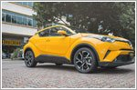 Five reasons why the Toyota C-HR will be a big hit