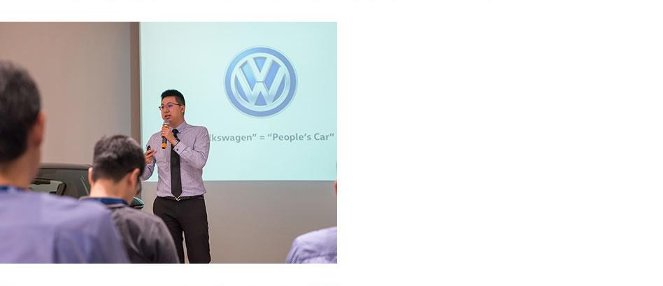 Volkswagen Talk1
